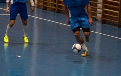 Is Futsal harder than soccer?