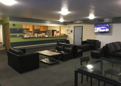 New Berlin Sportsplex Concession Lounge